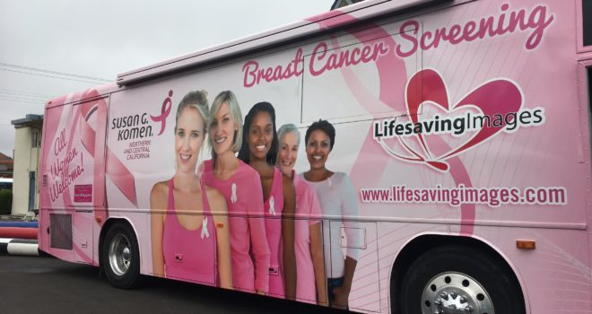 Free Mammograms Provided in Oakland